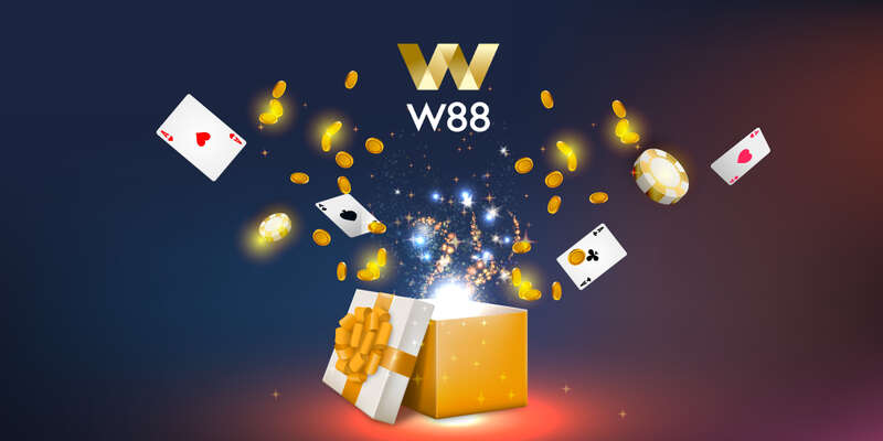 W88 โปรโมชั่น แจกไม่อั้นเฉพาะสมาชิกเท่านั้น