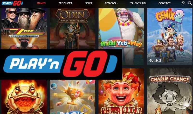 สล็อต Play'n Go พบกับความมันส์ภาพแฟนตาซีได้ที่นี่